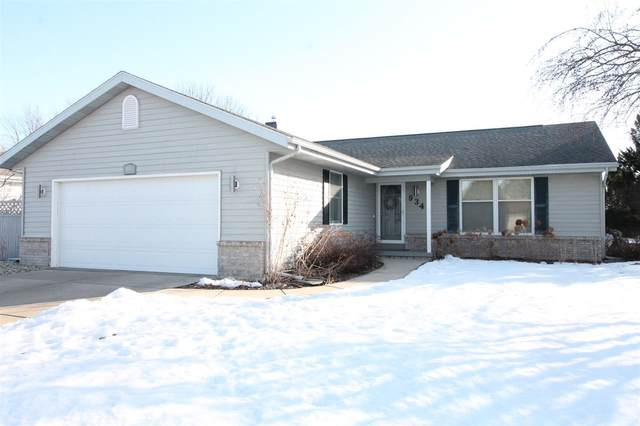 934 N Wuthering Hills Dr, Janesville, WI 53546 (#1877884) :: Nicole Charles & Associates, Inc.