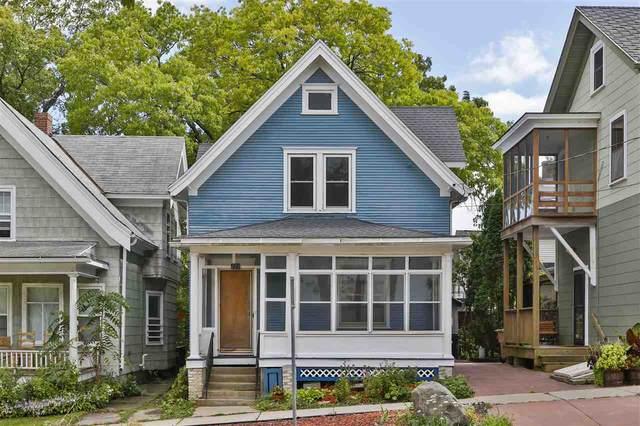 123 S Randall Ave, Madison, WI 53715 (#1878032) :: Nicole Charles & Associates, Inc.