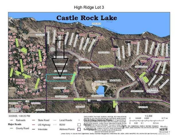 Lot 3 High Ridge Rd, Germantown, WI 53948 (#1878541) :: HomeTeam4u