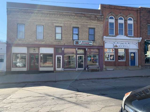 314 Main St, Darlington, WI 53530 (#1878617) :: HomeTeam4u