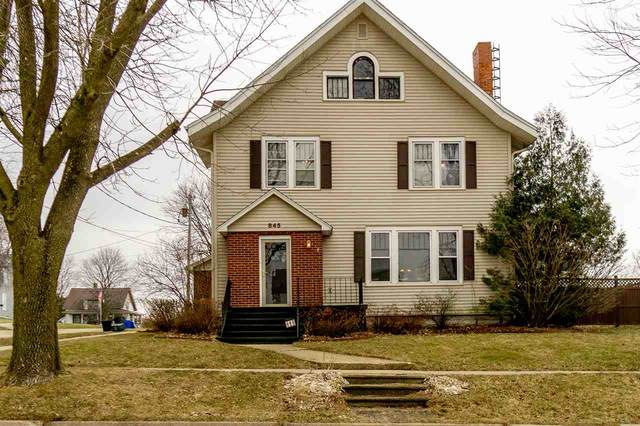 845 Keep St, Darlington, WI 53530 (#1879035) :: HomeTeam4u