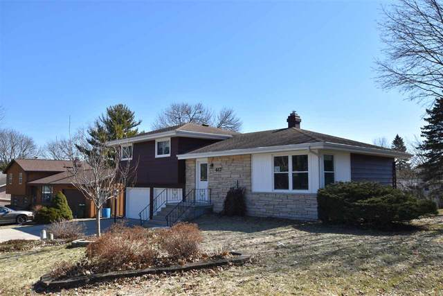 417 Murray Park Dr, Ripon, WI 54971 (#1879218) :: HomeTeam4u