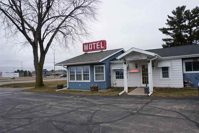 1305 N Superior Ave, Tomah, WI 54660 (#1879313) :: HomeTeam4u