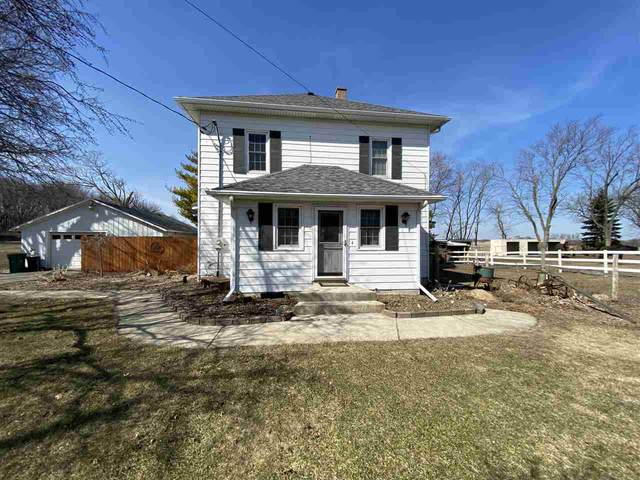 567 N County Road C, Sharon, WI 53585 (#1879592) :: HomeTeam4u