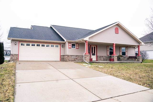 5225 Blazingstar Ln, Fitchburg, WI 53711 (#1879606) :: Nicole Charles & Associates, Inc.