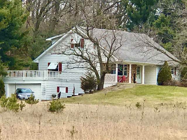 N1669 County Road Hh, Kildare, WI 53944 (#1880042) :: Nicole Charles & Associates, Inc.