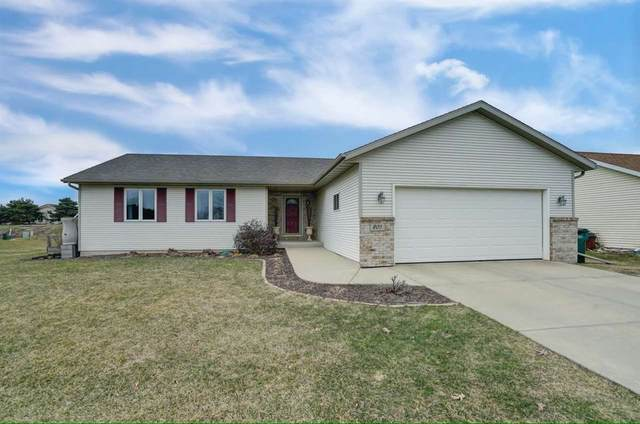 805 St John St, Cottage Grove, WI 53527 (#1880226) :: HomeTeam4u
