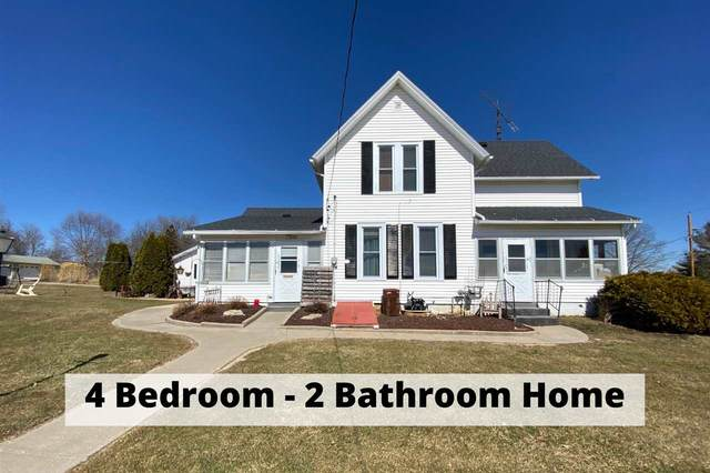 1005 S Wisconsin St, Mineral Point, WI 53565 (#1880254) :: Nicole Charles & Associates, Inc.