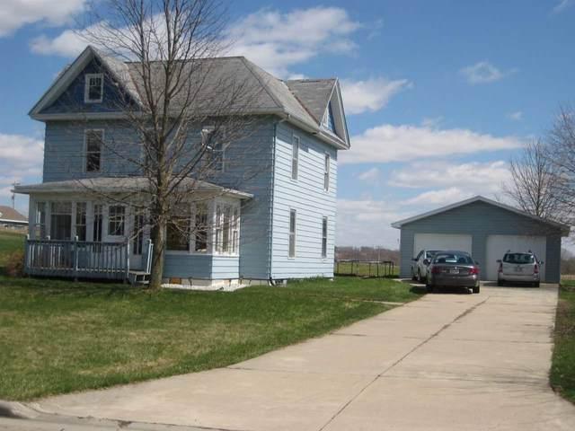 490 Hollander St, Markesan, WI 53946 (#1881406) :: Nicole Charles & Associates, Inc.