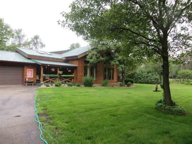 29769 Whispering Pines Rd, Buena Vista, WI 53556 (#1881546) :: Nicole Charles & Associates, Inc.