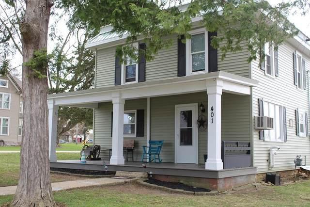 401 E Park St, Montfort, WI 53569 (#1881825) :: HomeTeam4u