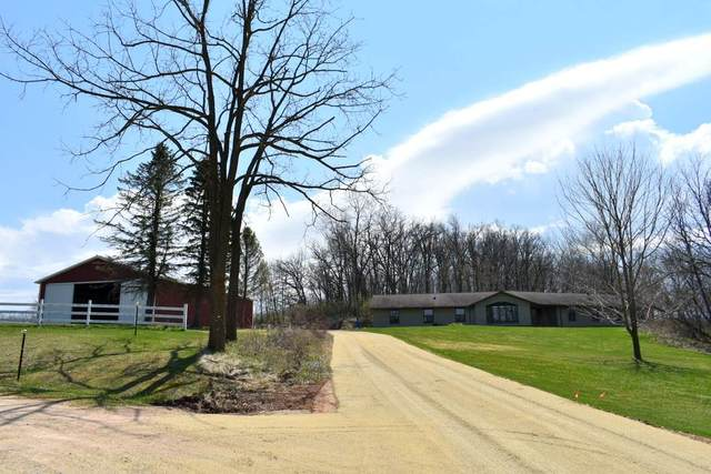 4567 County Road Jj, Vermont, WI 53515 (#1881876) :: Nicole Charles & Associates, Inc.
