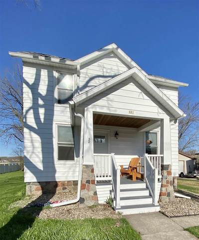 481 Lake St, Green Lake, WI 54941 (#1882258) :: HomeTeam4u