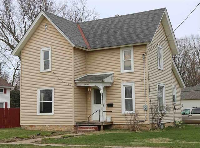 460 Almeron St, Evansville, WI 53536 (#1882274) :: HomeTeam4u