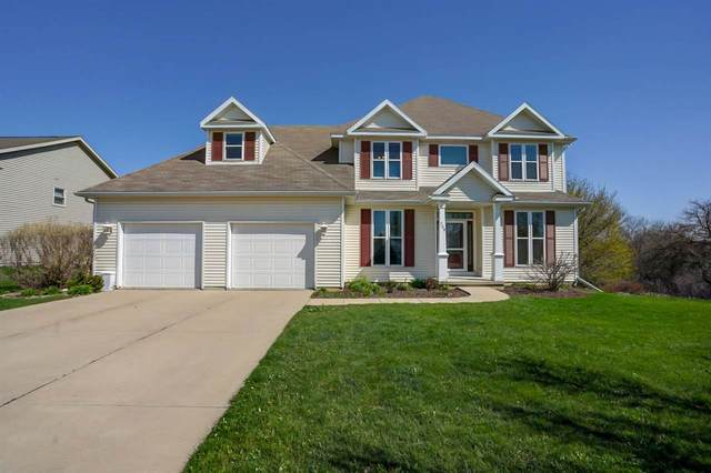 208 Valley View Rd, Mount Horeb, WI 53572 (#1882294) :: Nicole Charles & Associates, Inc.