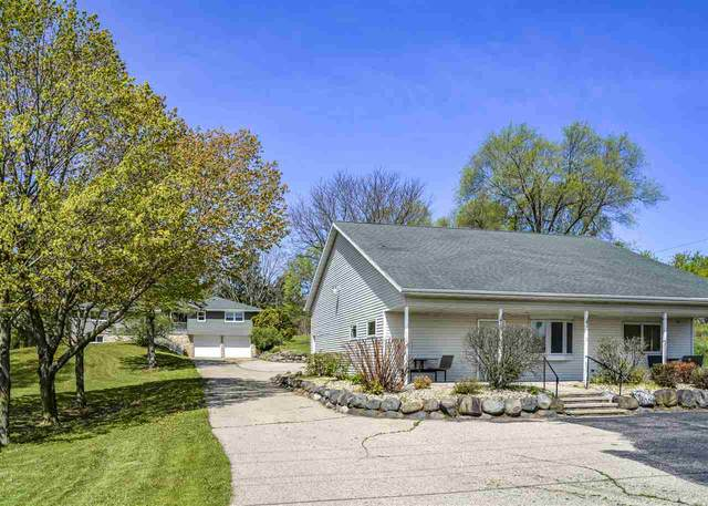 4877 County Road N, Cottage Grove, WI 53590 (#1882896) :: Nicole Charles & Associates, Inc.
