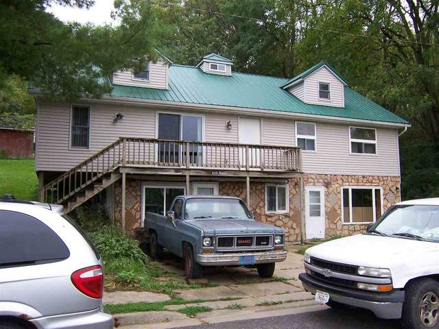 420 Alvin St, Blanchardville, WI 53516 (#1882981) :: Nicole Charles & Associates, Inc.