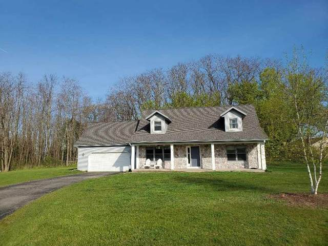 453 Bluebird Ln, Green Lake, WI 54941 (#1883332) :: HomeTeam4u