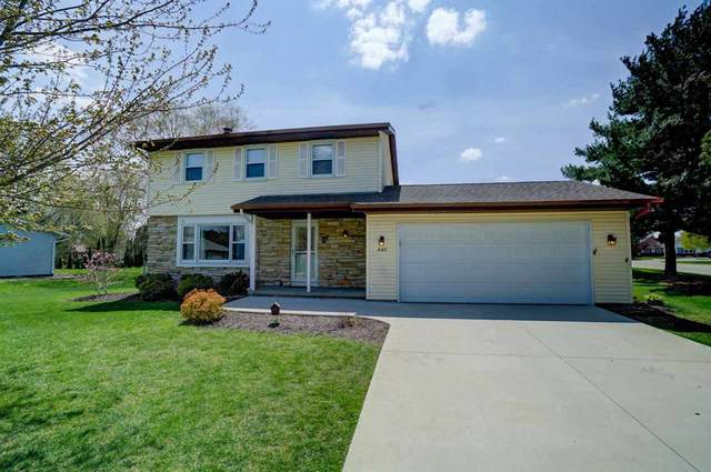 448 Nottingham Rd, Stoughton, WI 53589 (#1883378) :: HomeTeam4u