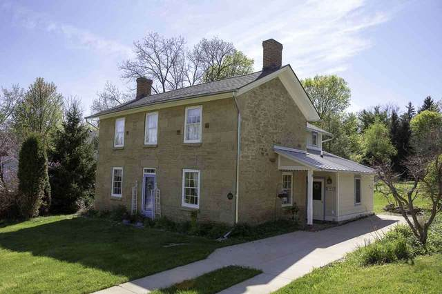 412 Pine St, Mineral Point, WI 53565 (#1883556) :: Nicole Charles & Associates, Inc.