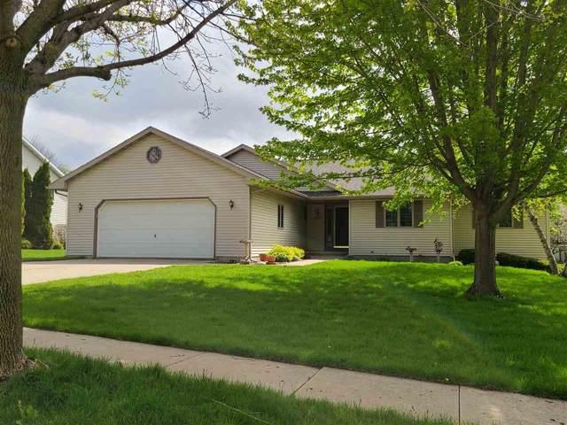 110 Joshua Drive, Evansville, WI 53536 (#1883756) :: HomeTeam4u