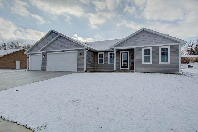 950 Partridge Ln, Lomira, WI 53048 (#1883814) :: Nicole Charles & Associates, Inc.