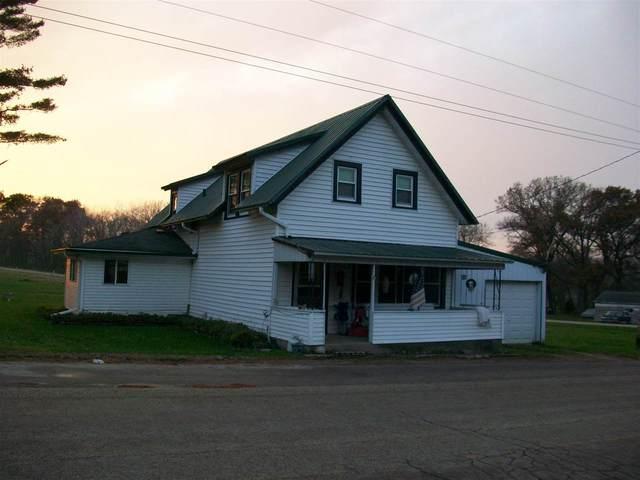 1754 County Road W, Waldwick, WI 53565 (#1883821) :: Nicole Charles & Associates, Inc.