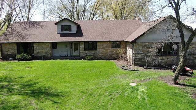 N597 Fremont Rd, Cold Spring, WI 53190 (#1883997) :: Nicole Charles & Associates, Inc.