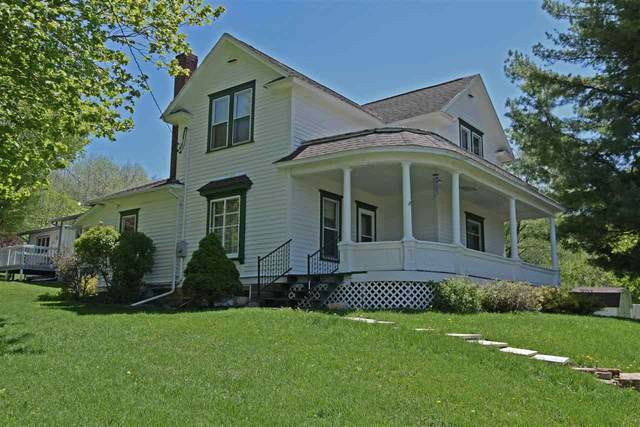 335 State St, Loganville, WI 53943 (#1884026) :: Nicole Charles & Associates, Inc.