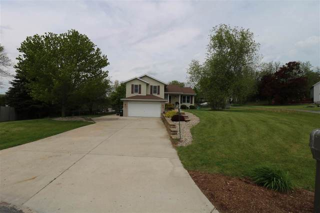 842 Kimseth Cir, Deerfield, WI 53531 (#1884027) :: HomeTeam4u