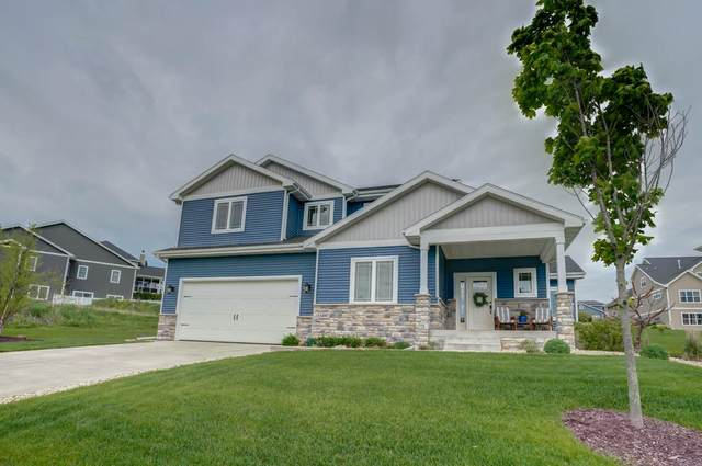 1340 Hidden Valley Rd, Verona, WI 53593 (#1884040) :: Nicole Charles & Associates, Inc.