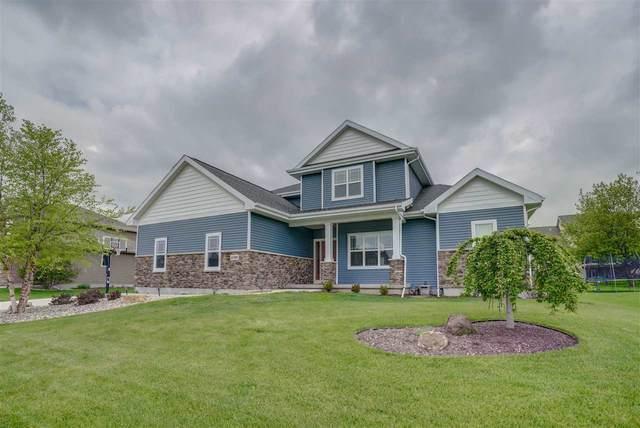 650 Prairie Grass Rd, Oregon, WI 53575 (#1884073) :: HomeTeam4u