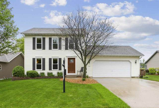 718 Traveler Ln, Madison, WI 53718 (#1884183) :: HomeTeam4u