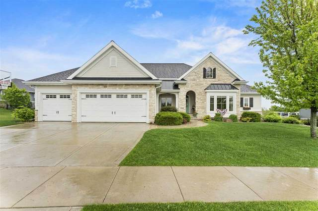 1505 Savannah Blvd, Waunakee, WI 53597 (#1884399) :: Nicole Charles & Associates, Inc.