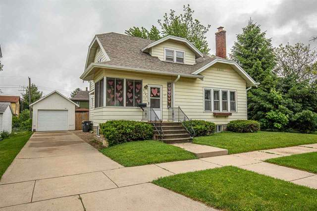 2509 10th St, Monroe, WI 53566 (#1884483) :: HomeTeam4u