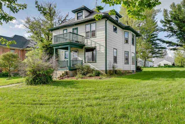 107 W Church St, Blanchardville, WI 53516 (#1884529) :: HomeTeam4u