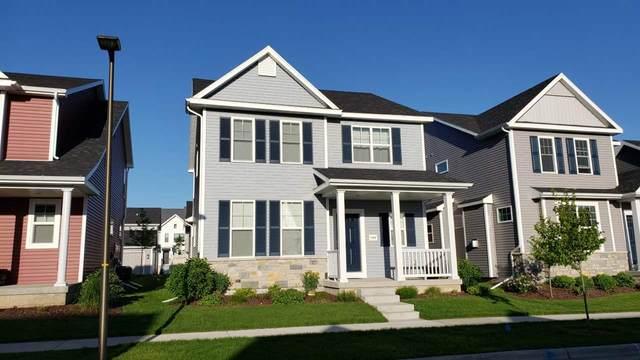 2888 Bulwer Ln, Fitchburg, WI 53711 (#1884580) :: Nicole Charles & Associates, Inc.