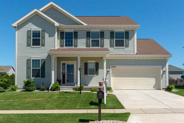 2350 Colorado Ave, Sun Prairie, WI 53590 (#1884597) :: HomeTeam4u