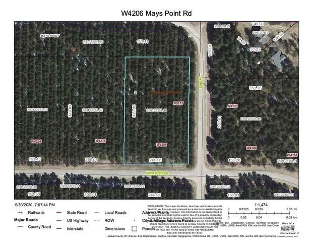 W4206 Mays Point Rd, Germantown, WI 54646 (#1884656) :: Nicole Charles & Associates, Inc.