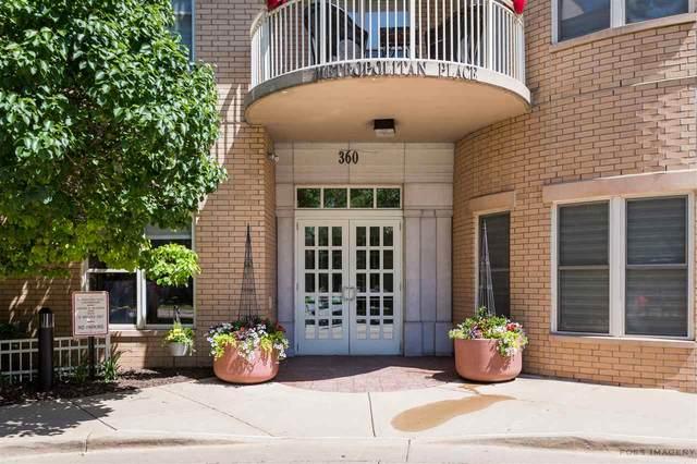 360 W Washington Ave, Madison, WI 53703 (#1884991) :: Nicole Charles & Associates, Inc.