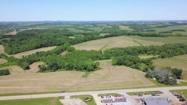 106 Ac County Road F, Darlington, WI 53530 (#1885799) :: HomeTeam4u