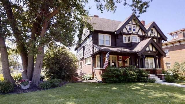 221 Park Ave, Beaver Dam, WI 53916 (#1886363) :: Nicole Charles & Associates, Inc.