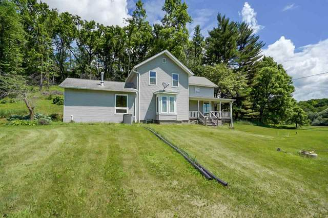 1152 County Road H, Perry, WI 53572 (#1886364) :: HomeTeam4u