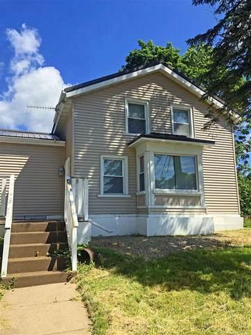 205 Oak St, Albany, WI 53502 (#1886626) :: HomeTeam4u