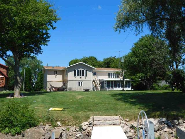 W9449 Stone Ledge Rd, Westford, WI 53916 (#1886802) :: Nicole Charles & Associates, Inc.