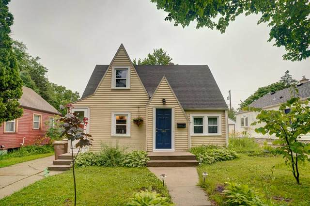 2811 E Coolidge St, Madison, WI 53704 (#1886810) :: HomeTeam4u