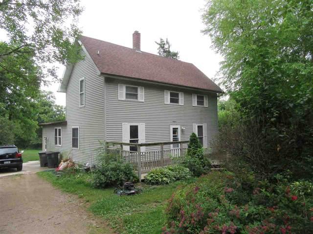 N6844 County Road B, Lake Mills, WI 53551 (#1886975) :: Nicole Charles & Associates, Inc.