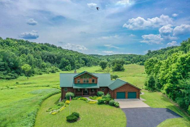 6239 County Road J, Vermont, WI 53515 (#1887002) :: HomeTeam4u