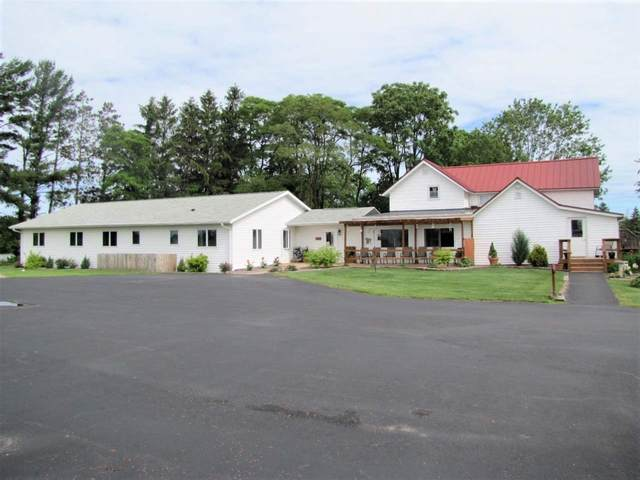 20035 Junco Rd, Ridgeville, WI 54660 (#1887117) :: Nicole Charles & Associates, Inc.