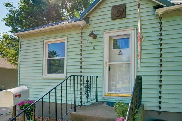 410 E Edgewater St, Portage, WI 53901 (#1887339) :: HomeTeam4u